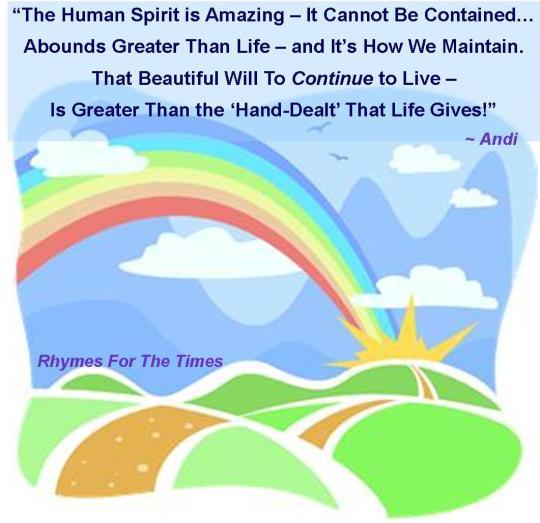 410 Human Spirit